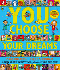 You Choose Your Dreams : Originally published as Just Imagine-9780241334973