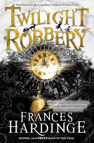 Twilight Robbery - Signed Copy, by Frances Hardinge 9780330441926