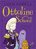 Ottoline Goes to School (Paperback)- Signed Copy, by Chris Riddell 9780330472005