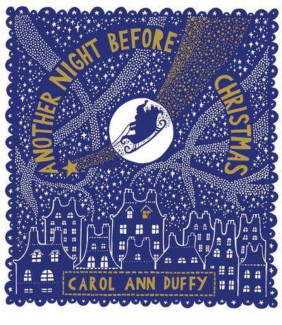 Mini Edition of Another Night Before Christmas - Signed by Carol Ann Duffy