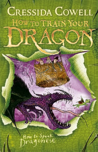 How To Train Your Dragon: Book 3 - How To Speak Dragonese - by Cressida Cowell