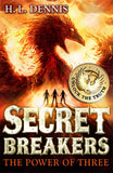 Secret Breakers 1: The Power of Three - Signed Copy, by H.L. Dennis 9780340999615
