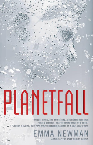 Planetfall - Signed Copy, by Emma Newman