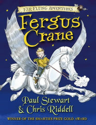 9780440866541 Fergus Crane - Double Signed by Paul Steward & Chris Riddell (Illustrator)