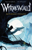 9780552560849 Wyrmeweald: Returner's Wealth - by Paul Stewart, Signed & Illustrated by Chris Riddell