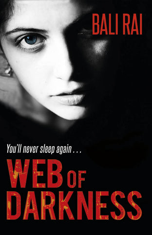 Web of Darkness - Signed Copy, by Bali Rai 9780552562126
