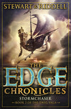 9780552569651 Edge Chronicles 5: Stormchaser - by Paul Stewart, Signed & Illustrated by Chris Riddell