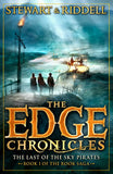 9780552569699 Edge Chronicles 7 Last of the Sky Pirates - by Paul Stewart, Signed & Illustrated by Chris Riddell