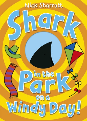 Shark in the Park on a Windy Day!-9780552573108
