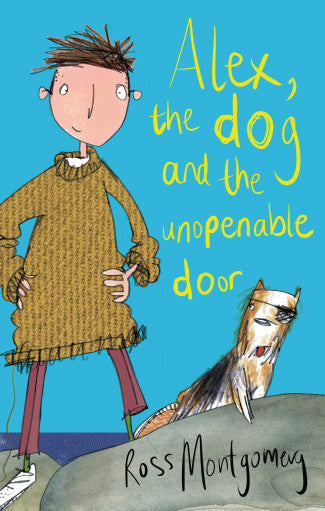 9780571294619 Alex The Dog & The Unopenable Door - Signed Copy, by Ross Montgomery