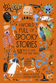 A World Full of Spooky Stories - by Angela McAllister