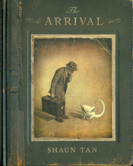 The Arrival - by Shaun Tan