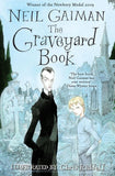 The Graveyard Book, by Neil Gaiman, Signed & Illustrated by Chris Riddell 9780747594802