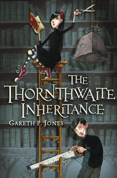 9780747599821 The Thornthwaite Inheritance - Signed Copy, by Gareth P. Jones