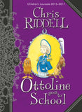 9781405050586 Ottoline Goes to School - Signed Copy, by Chris Riddell