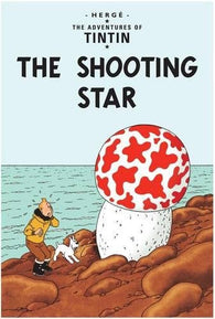 Tintin: The Shooting Star - by Hergé 9781405206211