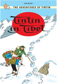 Tintin in Tibet - by Hergé 9781405206310