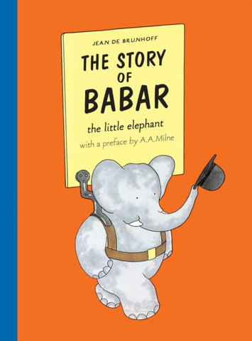 The Story of Babar - by Jean De Brunhoff