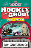 Rocket & Groot Keep on Truckin' - Signed Copy, by Tom Angleberger 9781405285476
