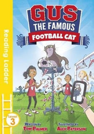 Gus the Famous Football Cat-9781405290944