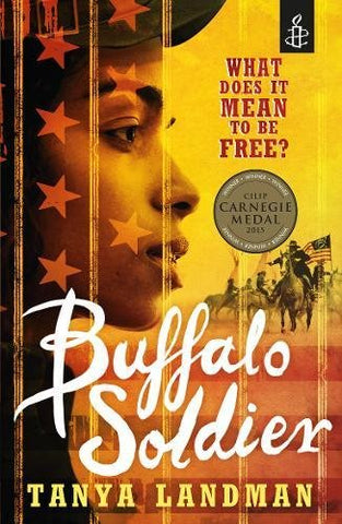 Buffalo Soldier - Signed Copy, by Tanya Landman