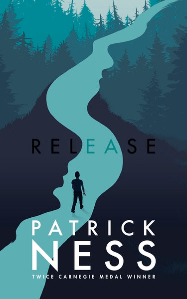 Release (Hardback) - 1st Edition, Signed Copy, by Patrick Ness