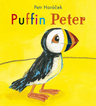 Puffin Peter - Signed Copy by Petr Horáček
