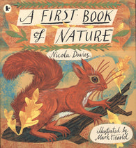 A First Book of Nature - by Nicola Davies