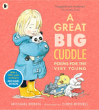 9781406373462 A Great Big Cuddle (Paperback) with Audio