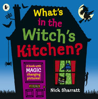 What's in the Witch's Kitchen?-9781406384079