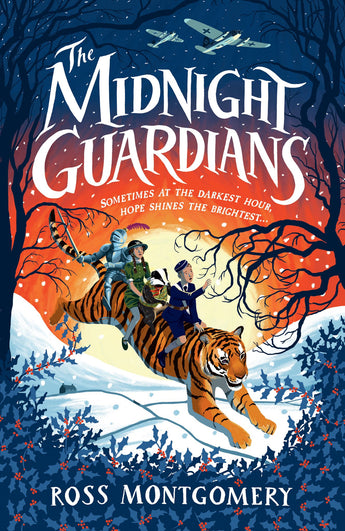 (PRE-ORDER) The Midnight Guardians - Signed & Personally Dedicated, by Ross Montgomery