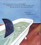 There's A Shark in the Bath - Signed Copy, by Sarah McIntyre 9781407121918