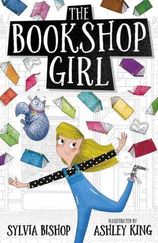 The Bookshop Girl, by Sylvia Bishop 9781407159690
