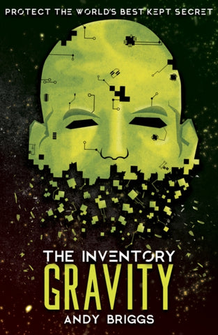 The Inventory Book 2: Gravity - Signed Copy, by Andy Briggs 9781407161808