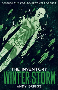 The Inventory Book 4: Winter Storm - Signed Copy, by Andy Briggs