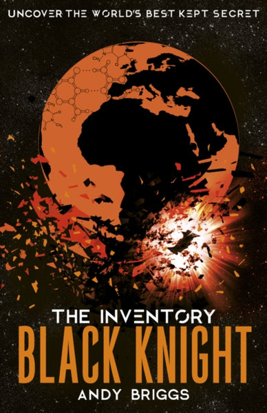 The Inventory Book 3: Black Knight - Signed Copy, by Andy Briggs