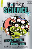 Horrible Science: Microscopic Monsters - by Nick Arnold