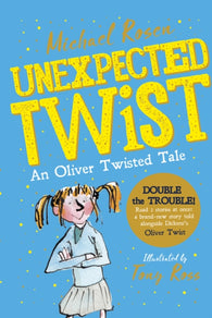 Unexpected Twist! An Oliver Twisted Tale-9781407188560