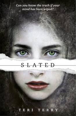 Slated - Signed Copy, by Teri Terry