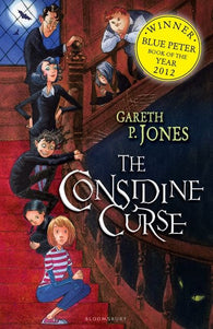 Considine Curse - Signed Copy, by Gareth P. Jones 9781408811511