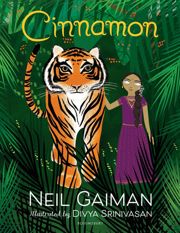 Cinnamon - by Neil Gaiman and Divya Srinivasan