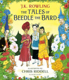 Tales of Beedle the Bard - by JK Rowling, Signed & Illustrated by Chris Riddell 9781408898673
