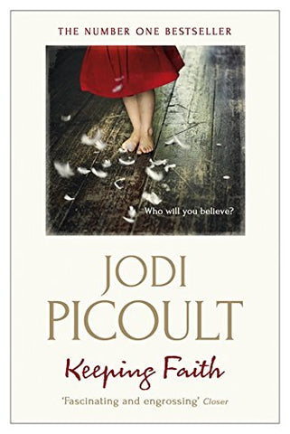 Keeping Faith - Signed Copy, by Jodi Picoult