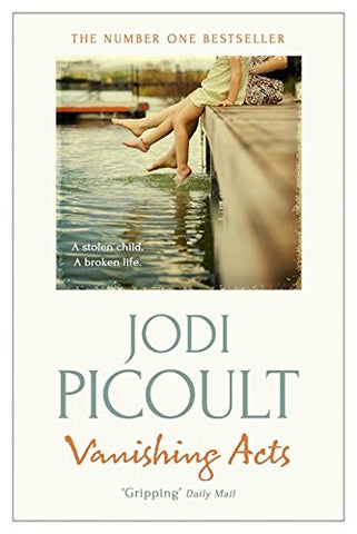 Vanishing Acts - Signed Copy, by Jodi Picoult