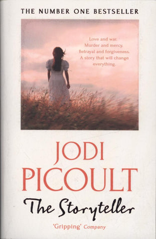 The Storyteller - Signed Copy, by Jodi Picoult