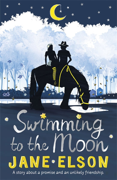 Swimming to the Moon - Signed Copy, by Jane Elson 9781444927757
