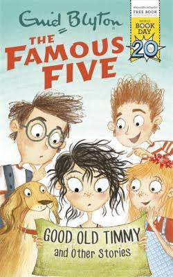 9781444937190 WBD: Good Old Timmy and Other Stories, by Enid Blyton