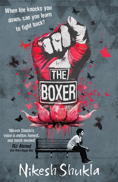 The Boxer - Signed Copy, by Nikesh Shukla