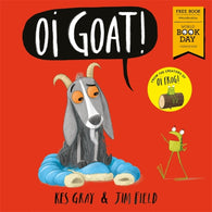 WBD: Oi Goat! by Kes Gray & Jim Field