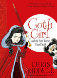 Goth Girl & the Fete Worse Than Death - Signed Copy, by Chris Riddell 9781447201755